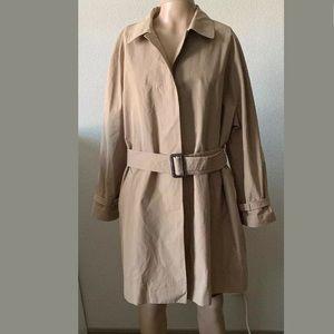 TALBOTS Women's Trench Coat Jacket